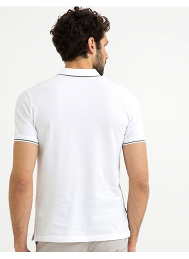 Pierre Cardin Tişört Beyaz